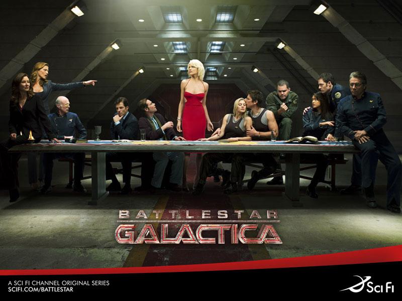 Battlestar Galactica Season 4 Promo