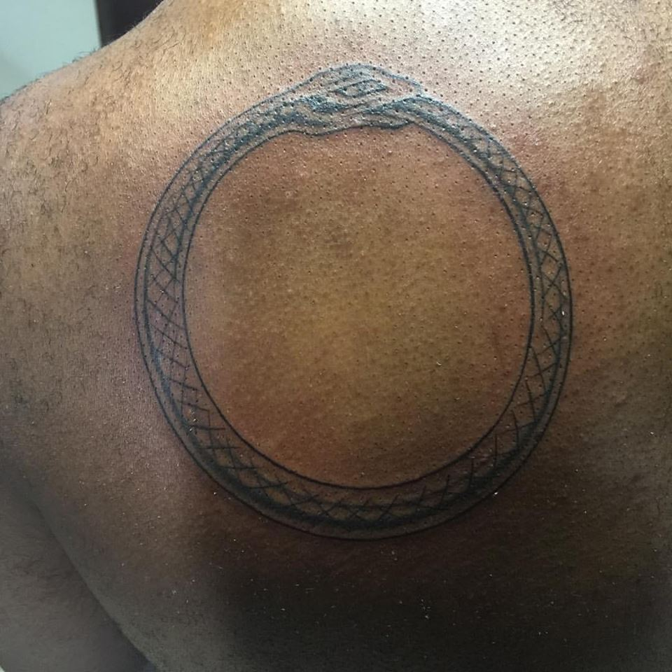 Ouroboros Tattoo